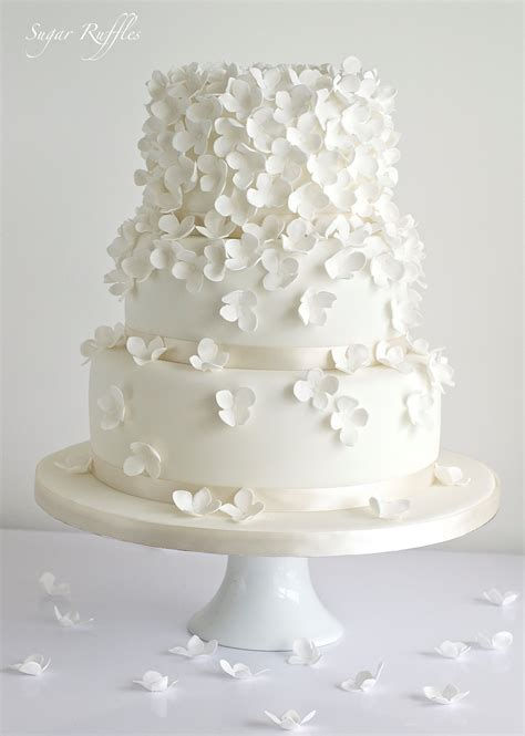 Wedding On Cake by Delicate Wedding Cakes Modwedding