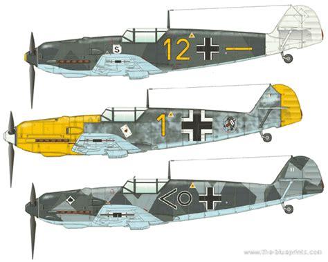 libro messerschmitt bf 109 e blueprints gt ww2 airplanes gt messerschmitt gt messerschmitt bf 109e