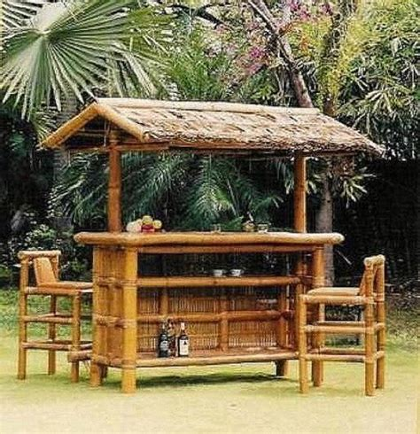Prefab Tiki Hut prefab tiki bars for the humid swy outdoors tiki central diy junkie projects