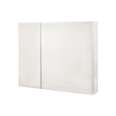 30 inch wide mirrored medicine cabinet quality pegasus sp4584 26 inch by 30 inch bi view beveled