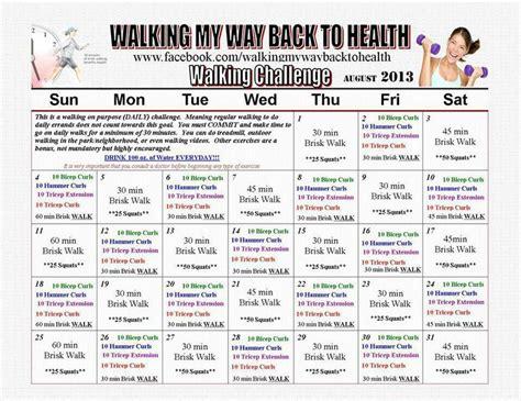walking challenge walking challenge staying in shape