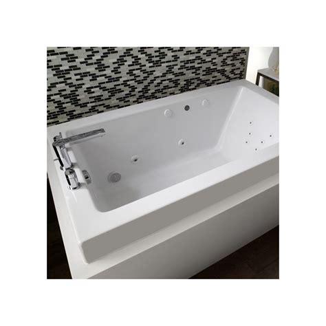 shop american standard studio arctic acrylic bathtub wall offer ends