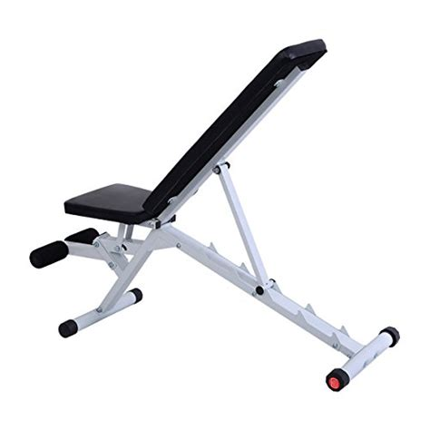 flat sit up bench goplus standard incline sit up bench flat ab board