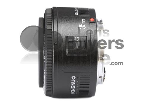 Yongnuo 35mm yongnuo 35mm f 2 lens reviews specification accessories lensbuyersguide