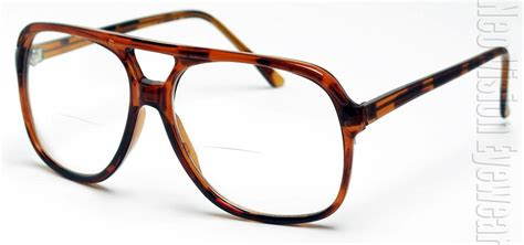 aviator clear lens bifocal reading glasses retro various