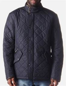 Quilted Mens Jackets Uk by Barbour Powell S Quilted Jacket Navy