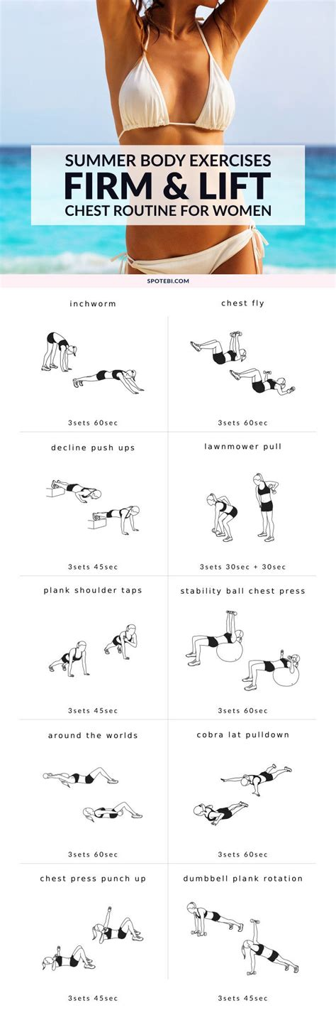 firm and lift your health and chest workout killer chest workout