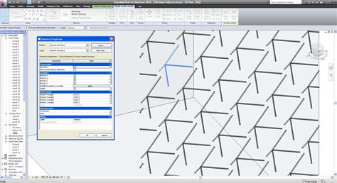 download pattern for revit revitcity com parametric curtain wall panel in divided