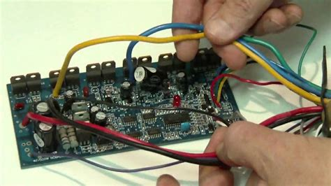 E Motorräder Test by Home Made Bldc Hub Motor Speed Controller Project Daymak