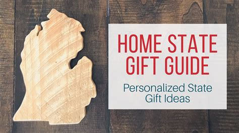 home state gifts all 50 states gift guide for