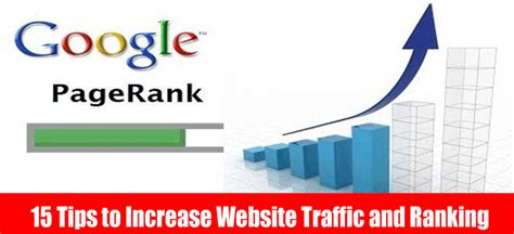 7 Tips On Increasing Website Traffic by 15 Tips To Increase Website Traffic And Ranking