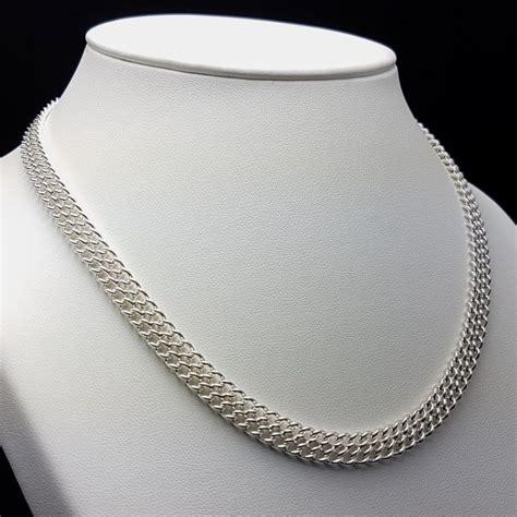 cadena oro fina hombre tipos de cadenas de plata cadenas para hombre y cadenas