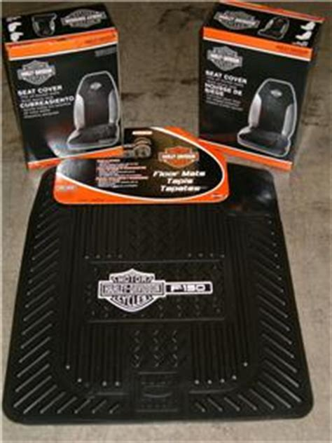 harley davidson bench seat covers for trucks harley davidson truck seat covers floormats f150 ebay