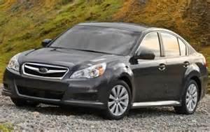 2010 Subaru Legacy Mpg Used 2010 Subaru Legacy Sedan Pricing Features Edmunds