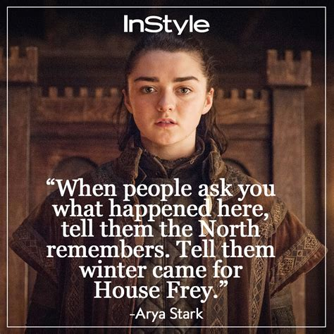 Wedding Quotes Of Thrones by Of Thrones The Best Quote From Last S Season 7