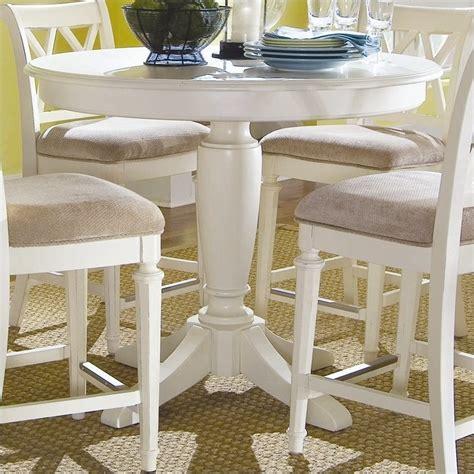 American Drew Camden Antique White Furniture Gt Dining Room Furniture Gt Pedestal Gt Antique