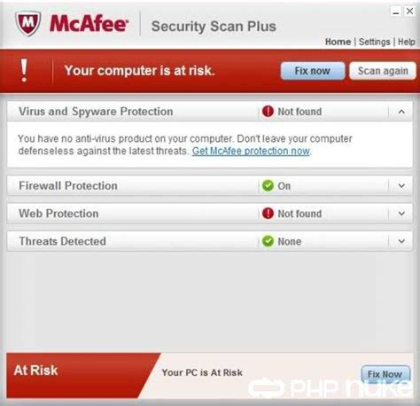Antivirus Mcafee image gallery mcafee scan