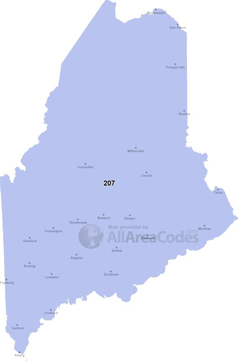 area code 207 bangor map jfk airtrain map maps longitude latitude