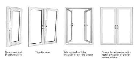 Casement Bow Window tilt and turn styles strassburger windows and doors