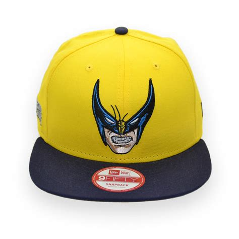 Era Marvel by New Era Marvel Wolverine 9fifty Snapback Sle Cap
