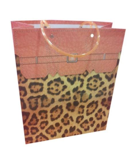 Handmade Paper Bag - buy reeti riwaaj handmade paper bags pack of 5 at best