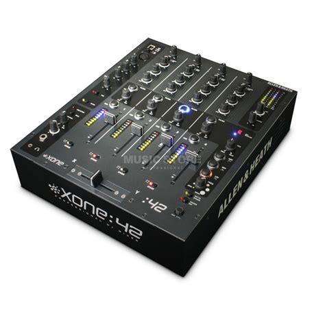 Katalog Mixer Audio allen heath xone 42 dj mixer usb audio interface