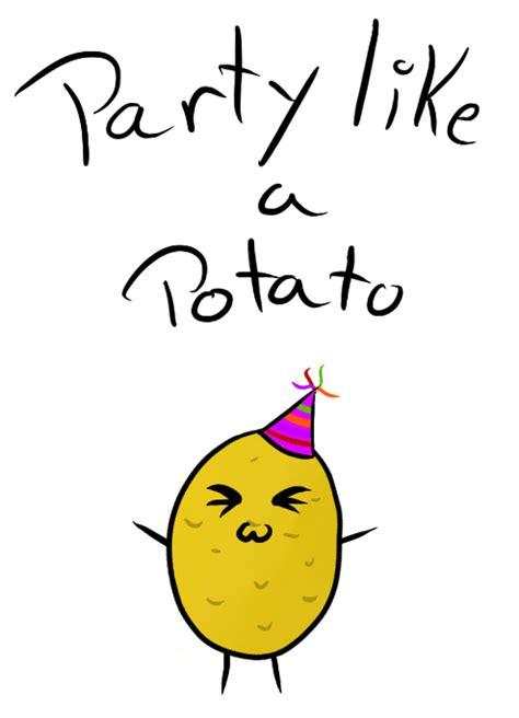 like a potato like a potato by admx on deviantart