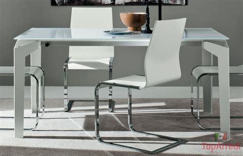 tavoli colorati tavolo cucina bianco laccato idee creative di interni e
