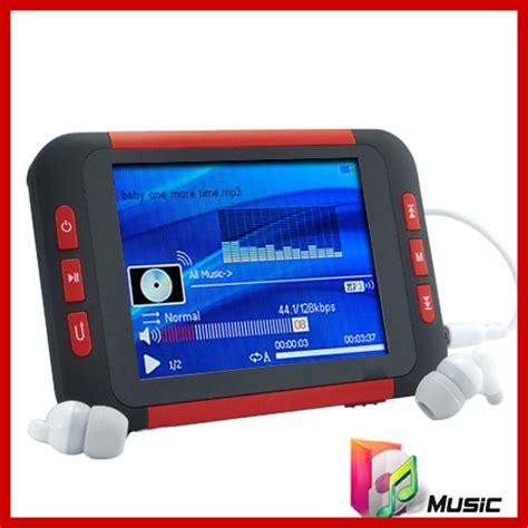 Digital Tv Mp4 yuniarko custom mp6 mp3 mp4 mp5 player 3 5 quot lcd dvb t digital tv 8gb