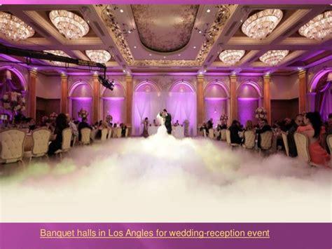 wedding receptions los angeles ca 2 wedding reception venues near los angeles ca