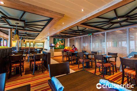Ji Ji Kitchen by Jiji Kitchen On Carnival Vista Cruise Ship Cruise Critic