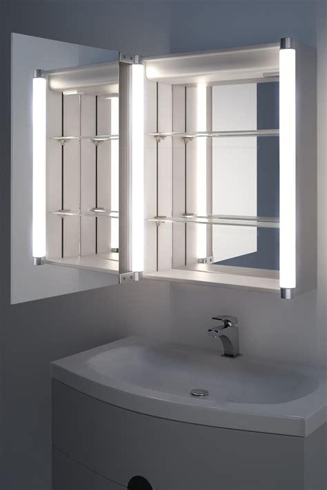 bathroom mirrors demister light mirrors englighten range saber bathroom mirror with