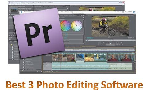 the best editing software best three photo editing software