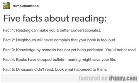 5 Interesting Things To Read by Five Facts About Reading Ifunny