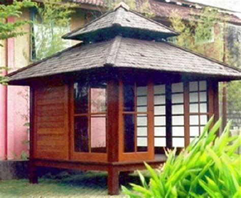 Japanese Garden Shed by Japanese Style Storage Shed