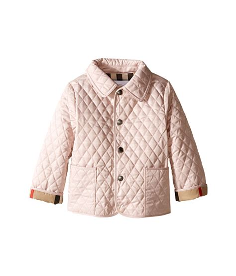Burberry Childrens Quilted Jacket by Burberry Colin Quilted Jacket Infant Toddler At
