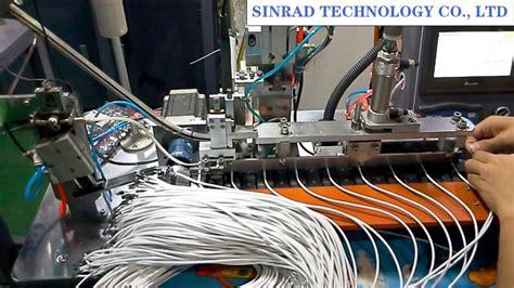 robotic solder machine  micro usb automatic usb