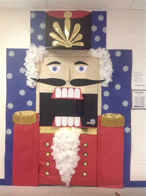 christmas doors classroom best 25 classroom door ideas on