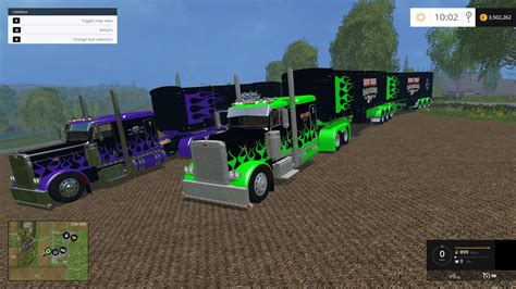 truck jam for jam truck trailer pack v 1 0