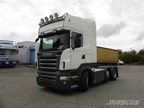 used scania r500 tractor units year 2009 price 27 527