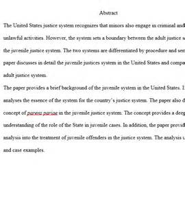 Juvenile Justice System History Essay by Juvenile Justice In The Us Regent Essays