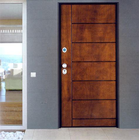 Reinforced Door by Prisma Serramenti Reinforced Doors Single Layer Doors