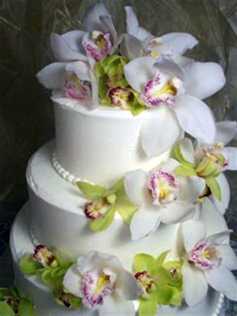 Hochzeitstorte Orchidee by Orchid Wedding Cake Designs