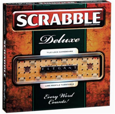 deluxe turntable scrabble other board cards scrabble deluxe turntable with