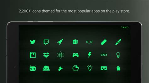 themes free download for android 2 3 6 pip tec nuclear theme free version android apps on
