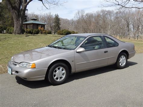 used 1995 ford thunderbird pricing features edmunds my curbside classic 1995 ford thunderbird lx the first 20 years