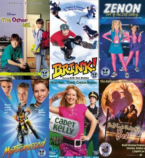 film disney channel lista the best disney channel movies