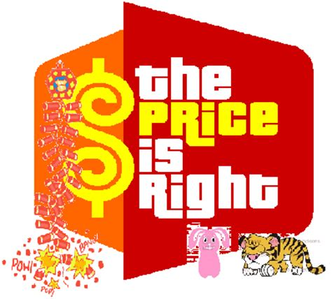 new year price image the price is right new year 2011 logo png