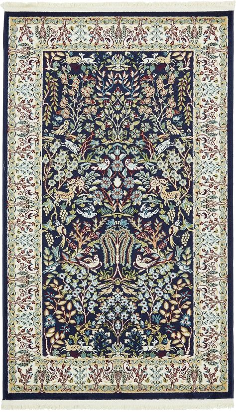 Botanical Area Rugs Country Floor Carpet Traditional Area Rug Floral Carpets Fringe Botanical Rugs Ebay