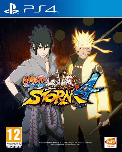 themes ps4 naruto naruto shippuden ultimate ninja storm 4 trailer quot the new